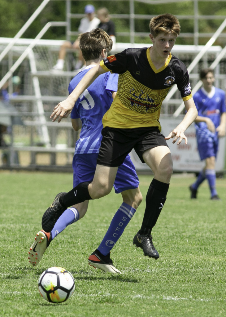 NQ Football Grand Final 2020 Premier Colts Edge Hill v Stratford